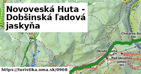 ilustračný obrázok k Novoveská Huta - Dobšinská ľadová jaskyňa