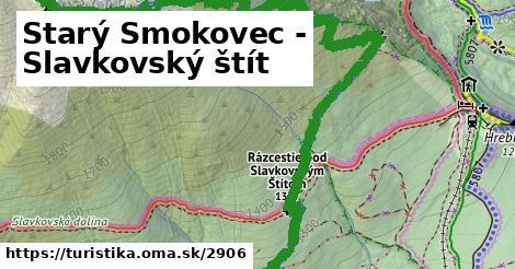 ilustračný obrázok k Starý Smokovec - Slavkovský štít