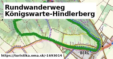 Rundwanderweg Königswarte-Hindlerberg