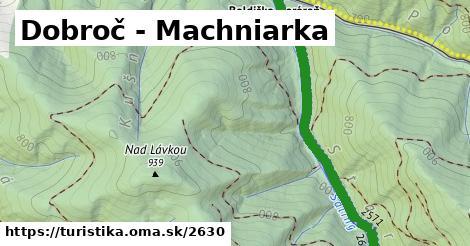 ilustračný obrázok k Dobroč - Machniarka