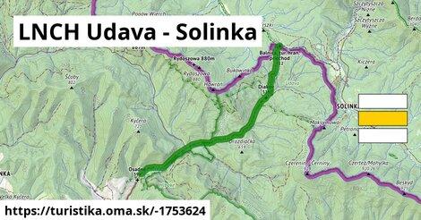 ilustračný obrázok k LNCH Udava - Solinka