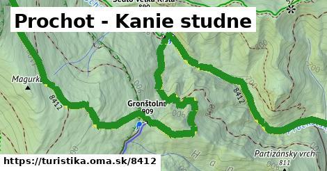 ilustračný obrázok k Prochot - Kanie studne