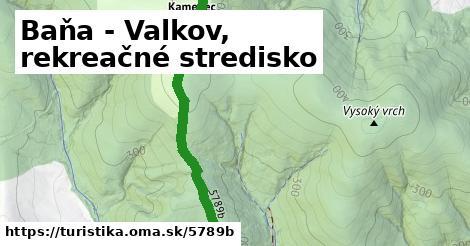 ilustračný obrázok k Baňa - Valkov, rekreačné stredisko
