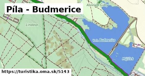 ilustračný obrázok k Píla - Budmerice