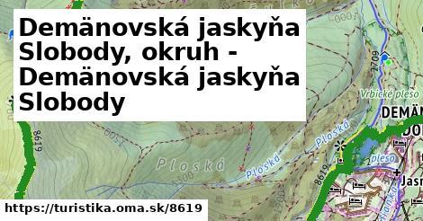 ilustračný obrázok k Demänovská jaskyňa slobody, ok - Demänovská jaskyňa slobody