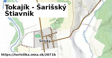 ilustračný obrázok k Tokajík - Šarišský Štiavnik