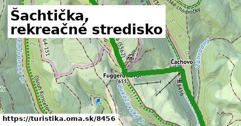ilustračný obrázok k Šachtička, rekreačné stredisko
