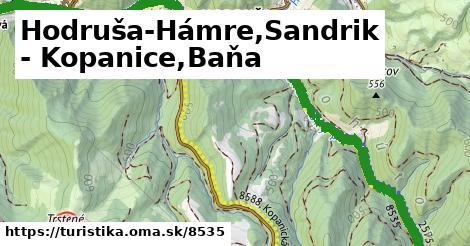 ilustračný obrázok k Hodruša-Hámre,Sandrik - Kopanice,Baňa