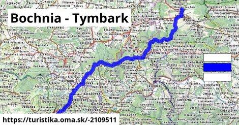 Bochnia - Tymbark