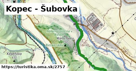 ilustračný obrázok k Kopec - Šubovka