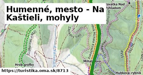 ilustračný obrázok k Humenné, mesto - Na Kaštieli, mohyly