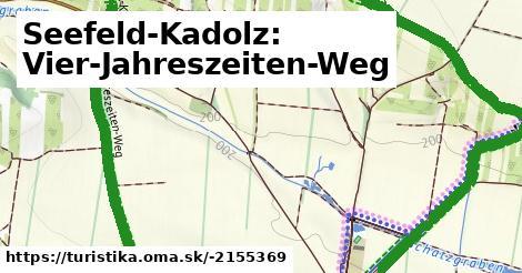 Seefeld-Kadolz: Vier-Jahreszeiten-Weg