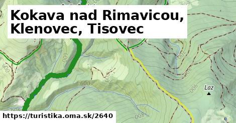 ilustračný obrázok k Kokava nad Rimavicou, Klenovec, Tisovec