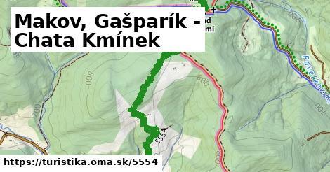ilustračný obrázok k Makov, Gašparík - Chata Kmínek