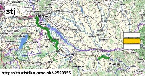 Szent Jakab-út (Budapest – Wolfsthal – Santiago de Compostela)