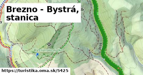 ilustračný obrázok k Brezno - Bystrá, stanica