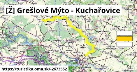[Ž] Grešlové Mýto - Kuchařovice