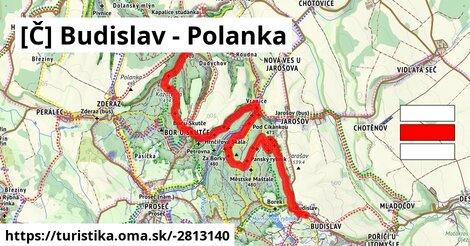 [Č] Budislav - Polanka