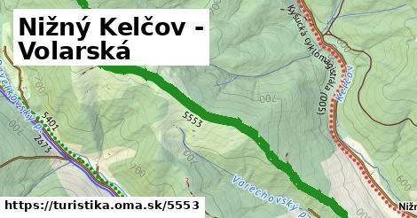 ilustračný obrázok k Nižný Kelčov - Volarská