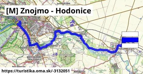 [M] Znojmo - Hodonice