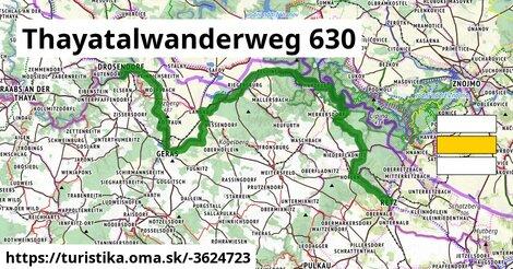 Thayatalwanderweg 630