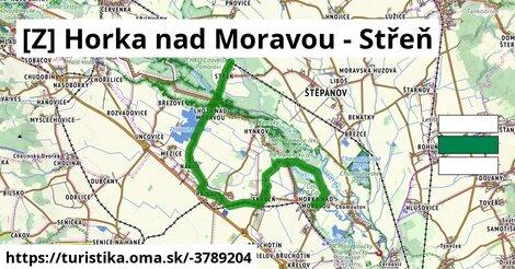 [Z] Horka nad Moravou - Střeň