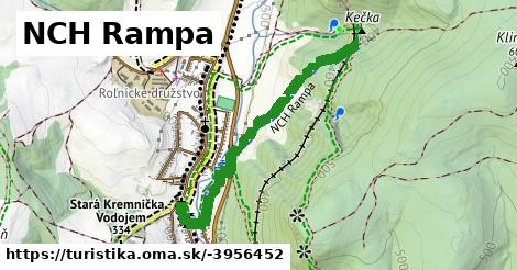 ilustračný obrázok k NCH Rampa