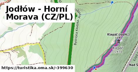 Jodłów - Horní Morava (CZ/PL)