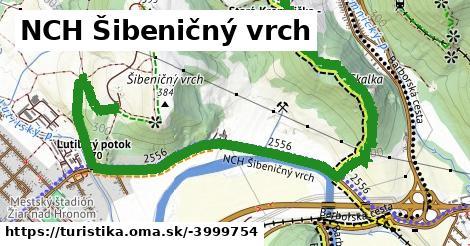 ilustračný obrázok k NCH Šibeničný vrch