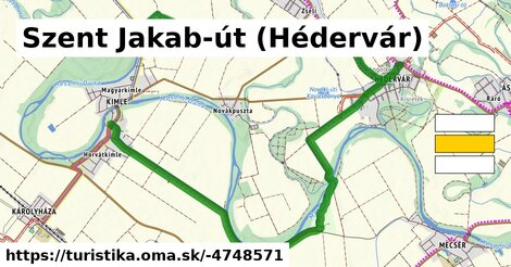 Szent Jakab-út (Hédervár)