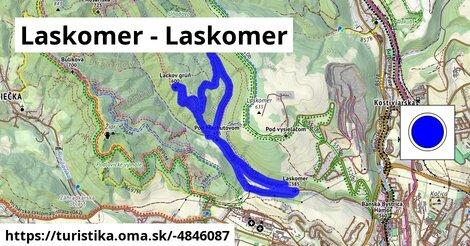 ilustračný obrázok k Laskomer - Laskomer