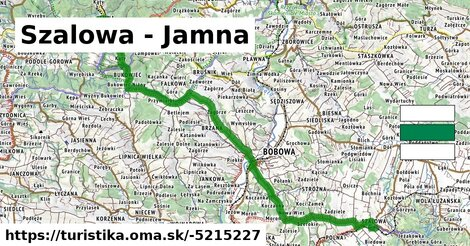Szalowa - Jamna