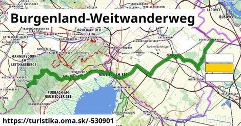 Burgenland-Weitwanderweg
