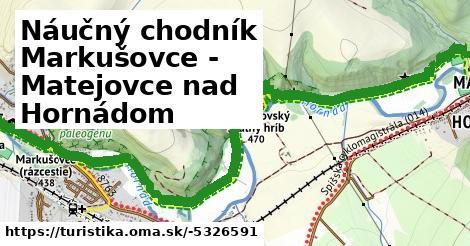 ilustračný obrázok k Markušovce a okolie