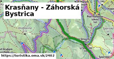 ilustračný obrázok k Krasňany - Záhorská Bystrica
