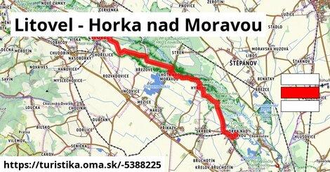 Litovel - Horka nad Moravou