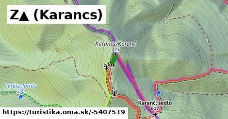 ilustračný obrázok k Z3 (Karancs)