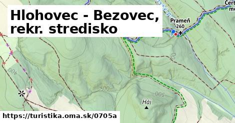 ilustračný obrázok k Hlohovec - Bezovec, rekr. stredisko