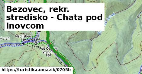 ilustračný obrázok k Bezovec, rekr. stredisko - Chata pod Inovcom