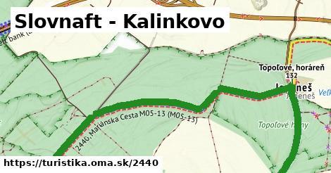 ilustračný obrázok k Slovnaft - Kalinkovo