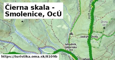 ilustračný obrázok k Čierna skala - Smolenice, OcÚ