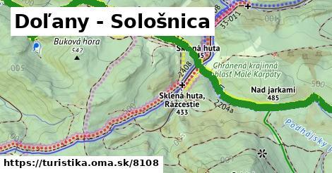ilustračný obrázok k Doľany - Sološnica
