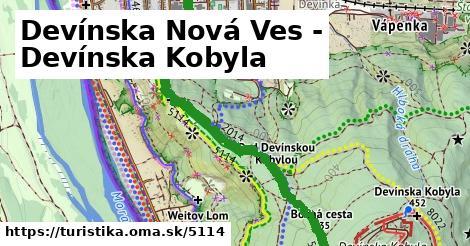 ilustračný obrázok k Devínska Nová Ves - Devínska Kobyla