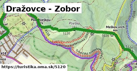 ilustračný obrázok k Dražovce - Zobor