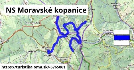 NS Moravské kopanice
