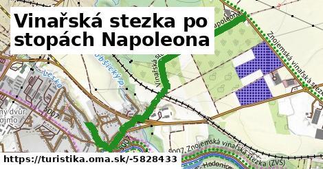 Vinařská stezka po stopách Napoleona