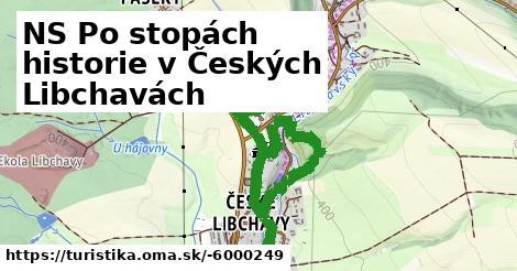 NS Po stopách historie v Českých Libchavách
