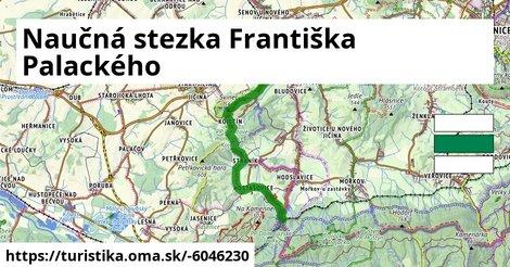 Naučná stezka Františka Palackého