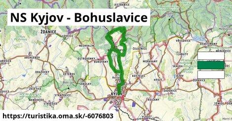 NS Kyjov - Bohuslavice