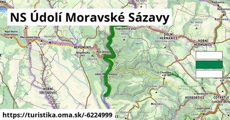 NS Údolí Moravské Sázavy